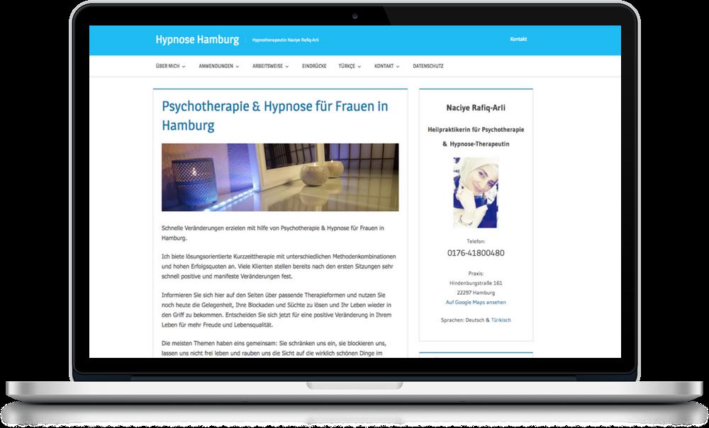 Hypnose & Psychotherapie Hamburg